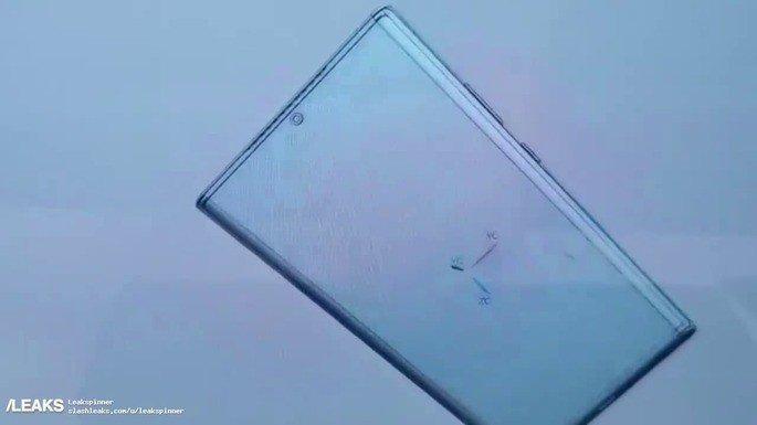 Assim será o Samsung Galaxy Note 20