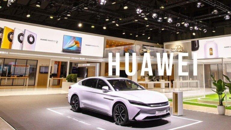 Alpha S Intelligent Luxury: o Tesla chinês com Harmony OS da Huawei