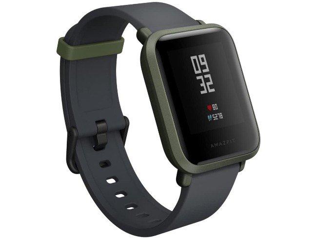 Amazfit Bip Smartwatch in green