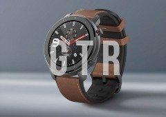 Amazfit GTR: aproveita este bom smartwatch Xiaomi antes que esgote