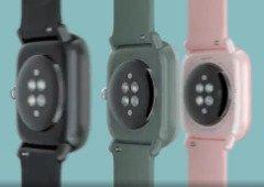 Amazfit GTS 2 mini está a chegar: design oficial revelado em vídeo