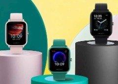 Amazfit Pop Pro é oficial: smartwatch de baixo custo com GPS