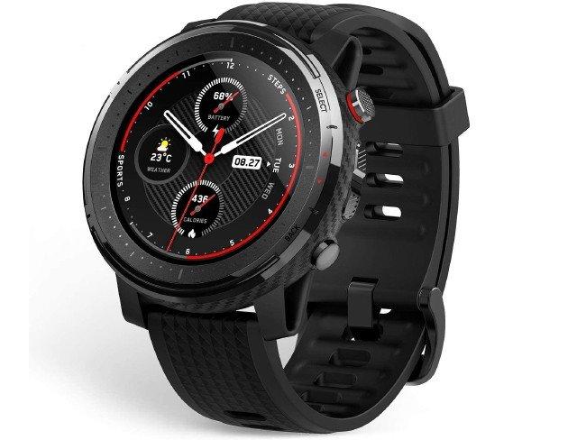 smartwatch Amazfit Stratos 3 Xiaomi