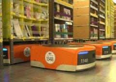 Amazon não vai substituir funcionários por robôs na próxima década