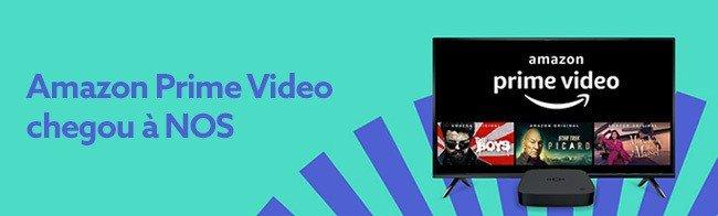 Amazon Prime Video NOS