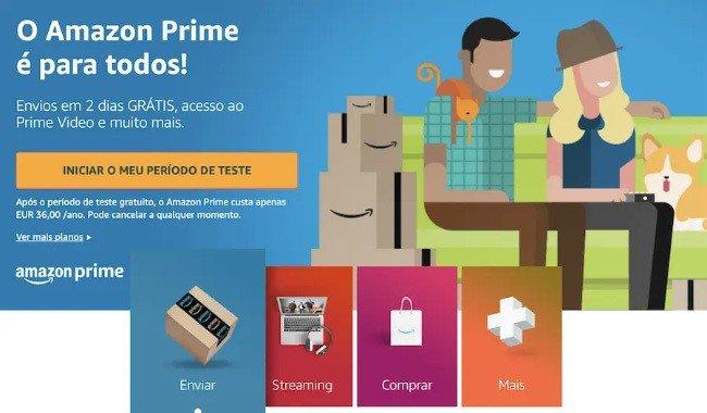 Amazon Prime Portugal