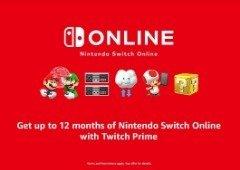 Amazon vai incluir Nintendo Switch Online no seu pacote do Twitch