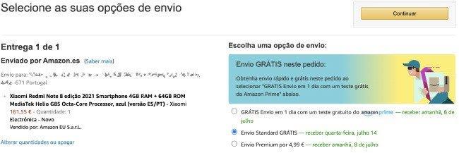 Amazon Xiaomi