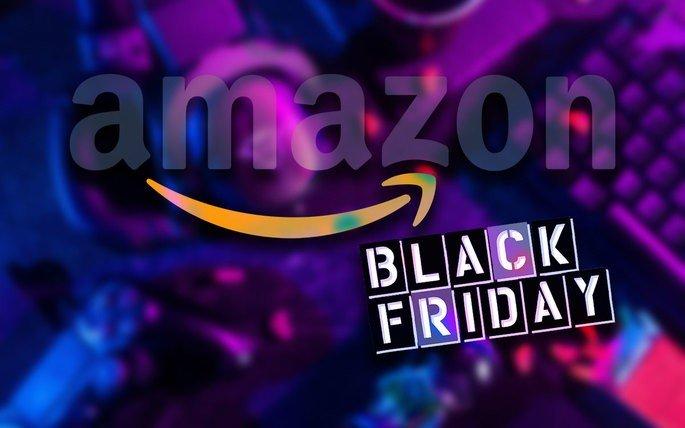 Produtos Gaming Black Friday Amazon