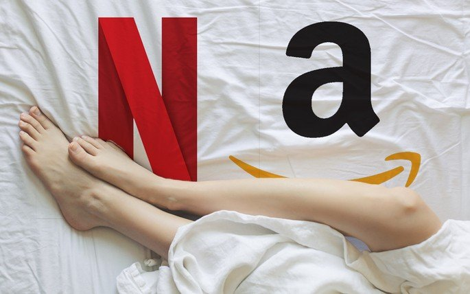Netflix Amazon Pornhub