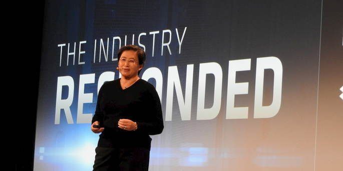 Lisa Su, CEO da AMD