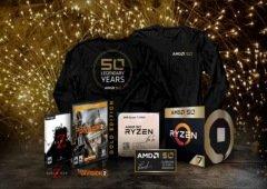 AMD faz 50 anos e lança edição especial do Ryzen 7 2700X com ofertas para ti