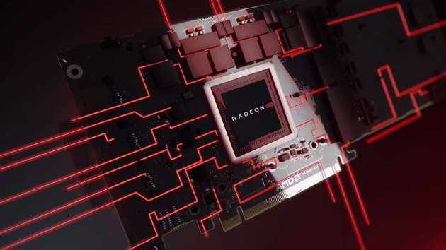 GPU Gráfica AMD Navi 7nm