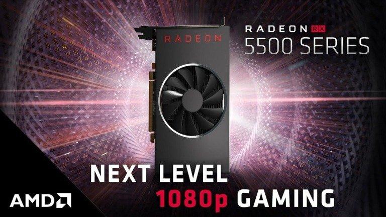 AMD Radeon RX 5500 XT é oficial! Conhece a nova gráfica para quem quer jogar a 1080p