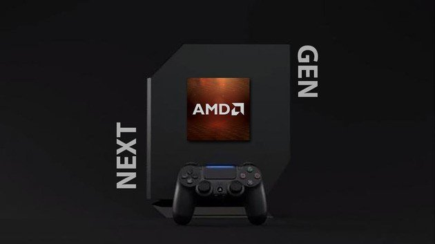 amd sony ps5