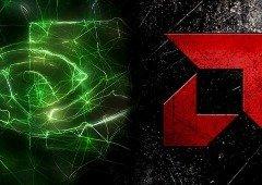 AMD ultrapassa Nvidia no mercado de gráficas pela primeira vez desde 2014
