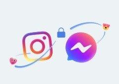 Amigos no Messenger e no Instagram? Agora já podes falar com todos num só local