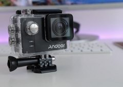 ACTION-CAM por 120€??? Andoer AN7000 Review