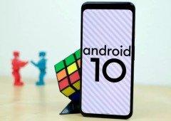 Android 10 é o mais presente nos smartphones dos leitores 4gnews!