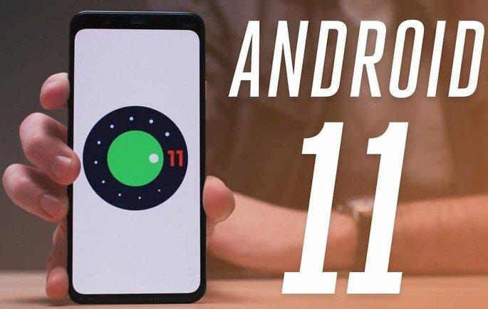 Android 11 novidades