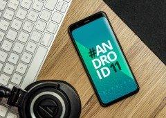 Android 11 continua a ter nome de sobremesa mas internamente