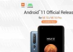 Android 11 já disponível para os melhores telemóveis Xiaomi