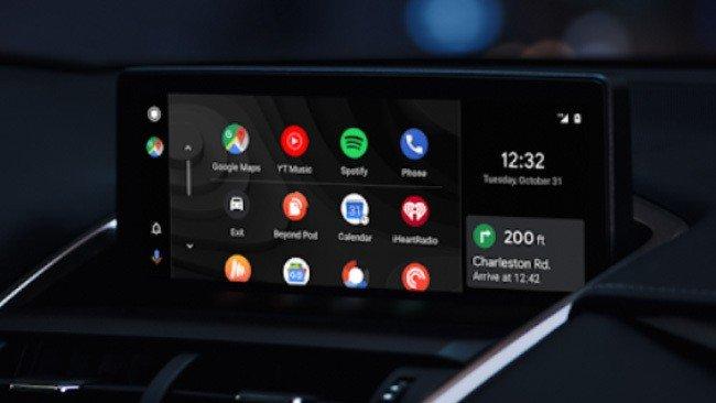 Android Auto Assistente Google