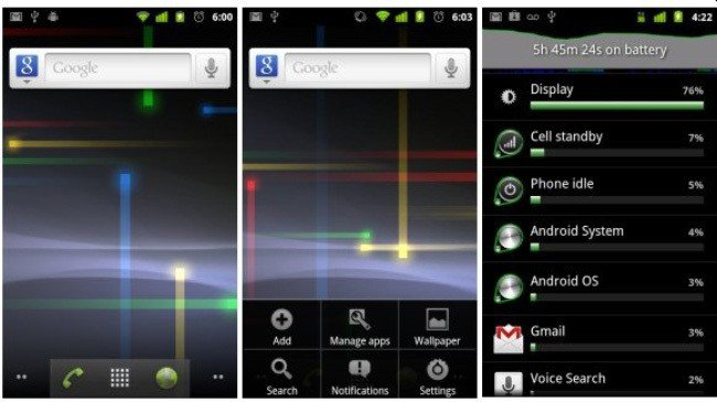 Android 2.3.7 Gingerbread