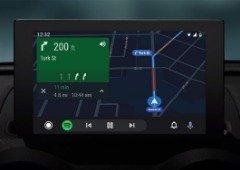 Android Auto recebe novo visual e fica muito mais prático!