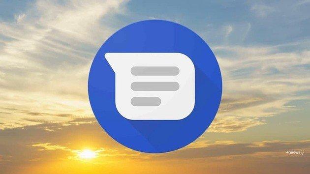 Mensagens Android funcionalidade de pesquisa