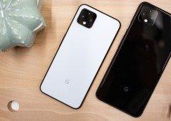 """Android """"R"""" apanhado a correr no Google Pixel 4"""