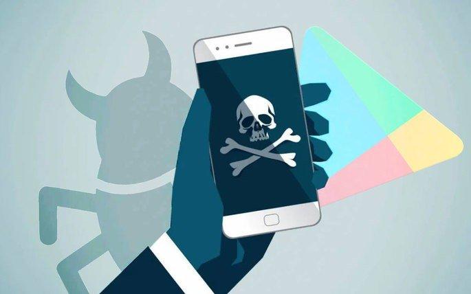 Android aplicações perigosas Google Play Store