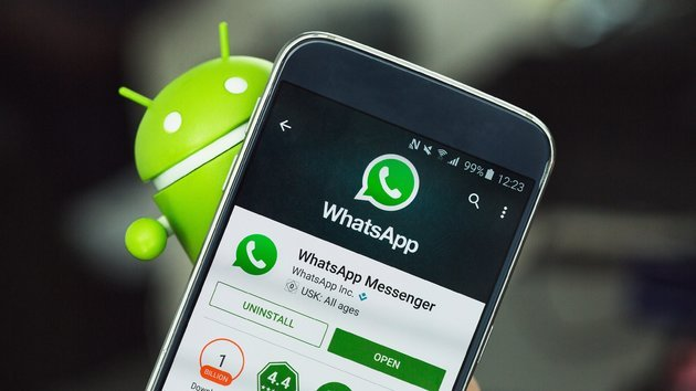 android whatsapp beta