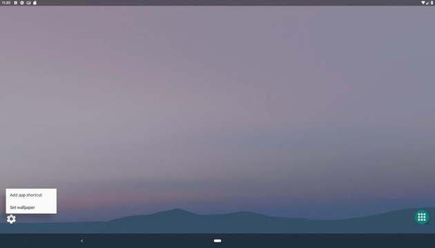Android Q Modo Desktop
