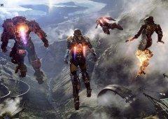 Anthem: Novo modo multiplayer suporta até 16 pessoas