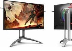 AOC apresenta novo monitor para gaming com uma incrível taxa de atualização