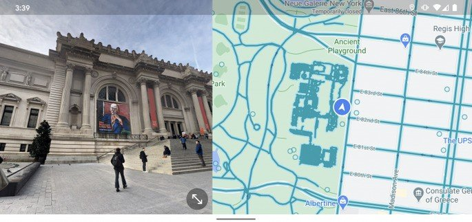 Google Maps Imagens: Android Police