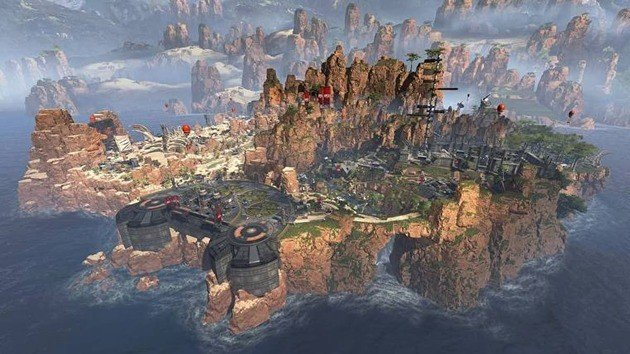 apex legends map