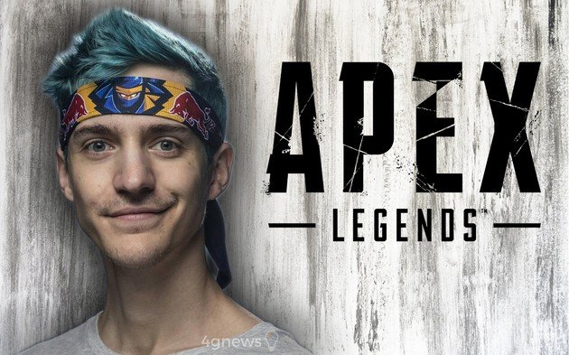 Ninja Apex Legends EA