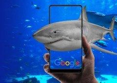 Aplicação Google começa a receber fantástica integração com Realidade Aumentada! Já a tens?