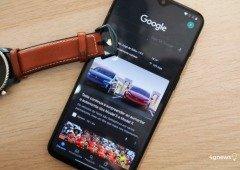 Aplicação Google começa a receber o Dark Mode! Sabe como ativar (APK download)