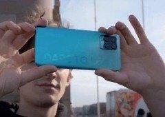 Realme segue Huawei e OnePlus, com grande parceria nas câmaras