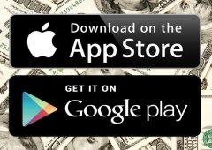 Play Store vence App Store em downloads mas perde em receitas