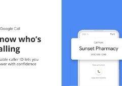 App Telefone Google também vai mudar de design. Eis o resultado
