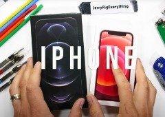 Apple iPhone 12 Pro Max e 12 mini sobrevivem a teste de durabilidade