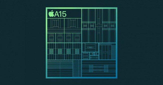 Apple A15 Bionic