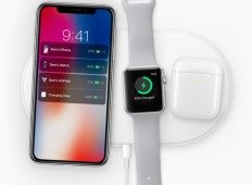 """Apple ainda não desistiu do seu carregador sem fios """"AirPower"""""""