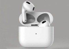 Apple AirPods 3 estão prontos para serem apresentados oficialmente