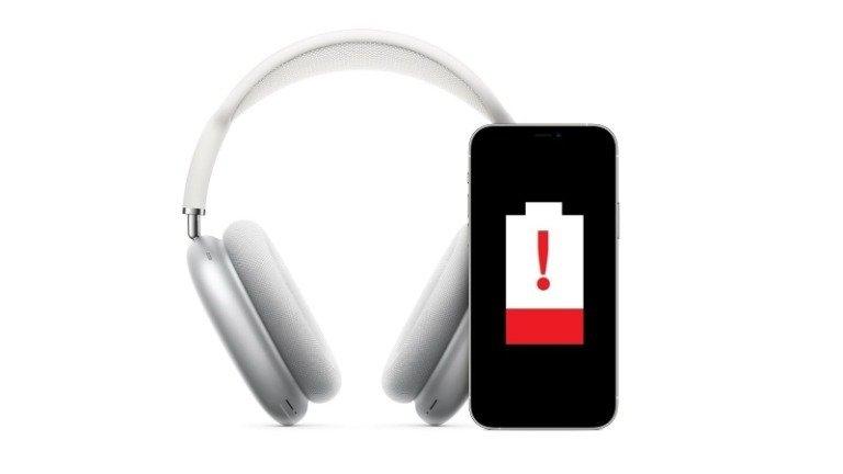 Apple AirPods Max: utilizadores relatam graves problemas de autonomia