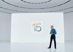 Apple apresenta o iOS 15: Conhece as novidades